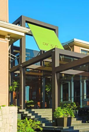 Hotel Grano de Oro San Jose: Hotel Entrance