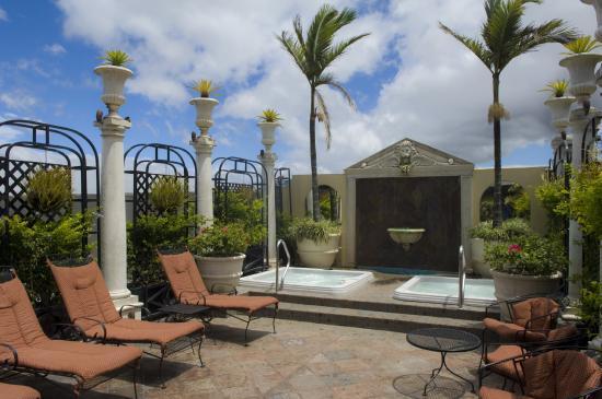 Hotel Grano de Oro San Jose: Jacuzzi Deck