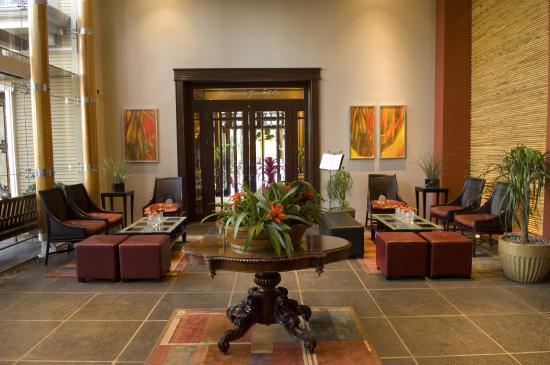 Hotel Grano de Oro San Jose: Hotel Lobby