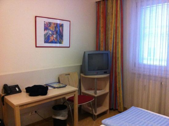 Kolpinghaus Wien Zentral: Habitacion