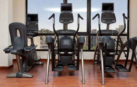 Landmark Amman Hotel & Conference Center: Fitness & Wellness Center