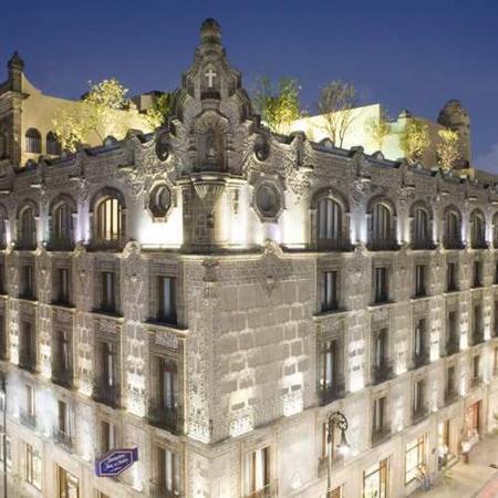 Hampton Inn & Suites Mexico City - Centro Historico: Exterior