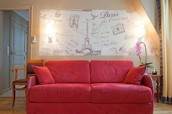 HotelHome Paris 16: Twin Suite
