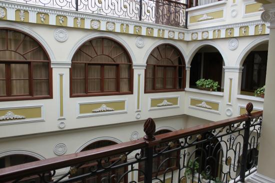 San Marino Royal Hotel: Colonial style hotel