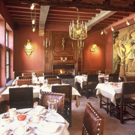 Relais Bourgondisch Cruyce - Luxe Worldwide Hotel: Restaurant