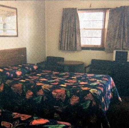 Budgeteer Motor Inn: Doublebedroom