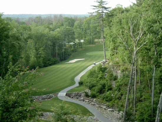 Wyndham Resort at Fairfield Glade: Golf Course