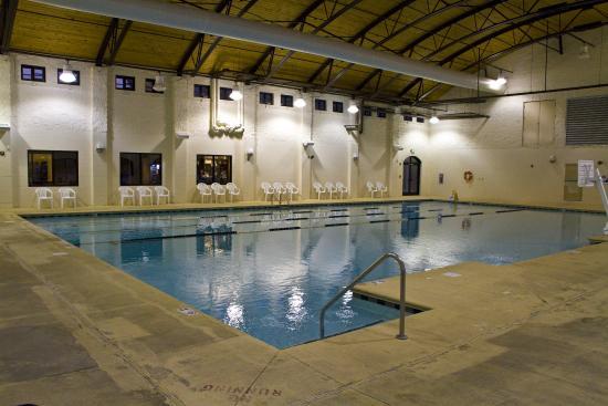 Wyndham Resort at Fairfield Glade: Indoor Swimming Pool