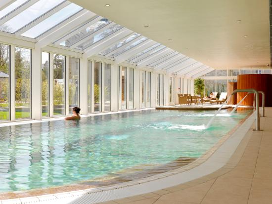 Lough Eske Castle A Solis Hotel Spa Pool