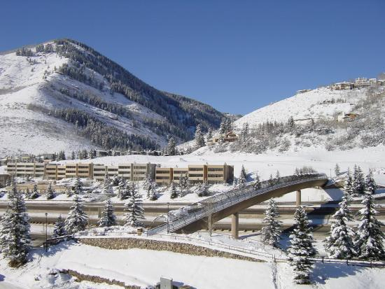 Sun Vail: Foot Bridge To Village
