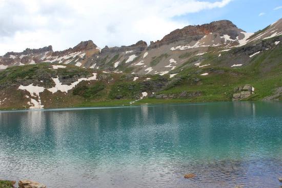 Ice Lakes: Ice Lake (July 5)