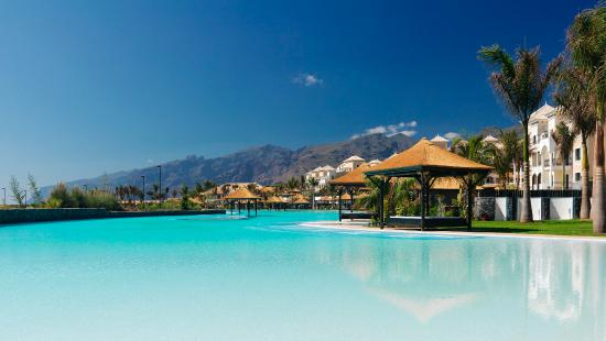 Gran Melia Palacio de Isora Resort & Spa: POOL