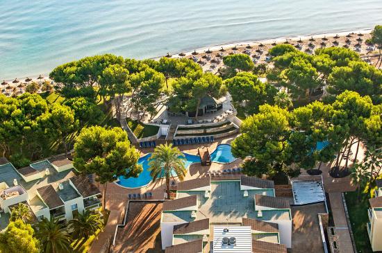 IBEROSTAR Playa de Muro Village: Air Shot