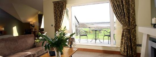 Glasson Country House Hotel & Golf Club: Guest Room