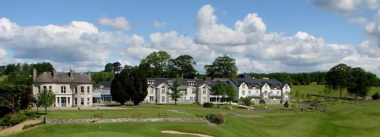 Glasson Country House Hotel & Golf Club: Exterior View