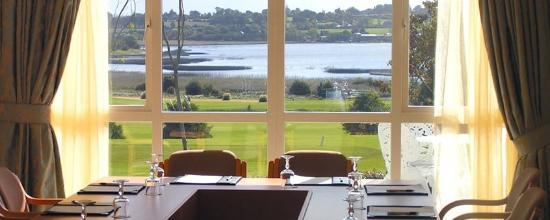 Glasson Country House Hotel & Golf Club: Meeting Room