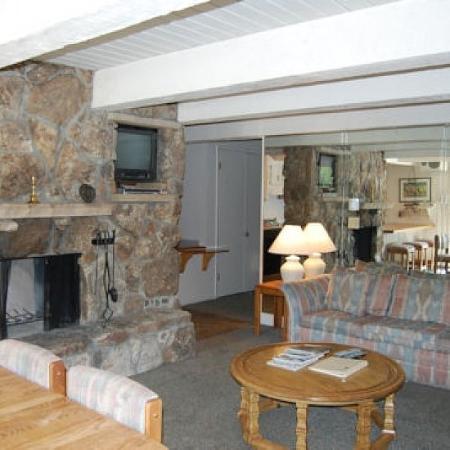 Chateau Roaring Fork: Livingroom Bed B