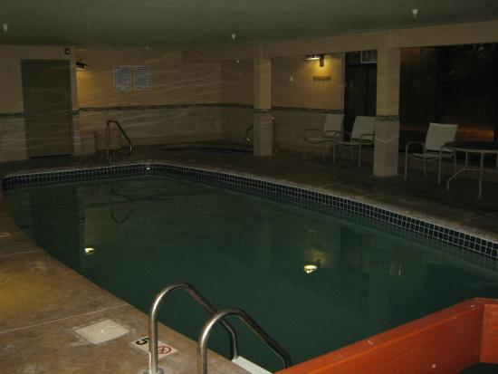 Alpine Inn : piscina e hidro