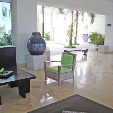 Sea Garden Nuevo Vallarta: Lobby