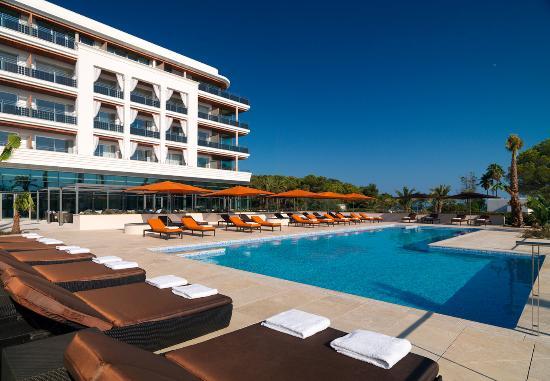 Aguas de Ibiza: Pool