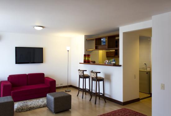 Leblon Suites Hotel: Suite