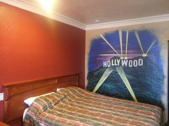 Hollywood Inn Express North : Stanza