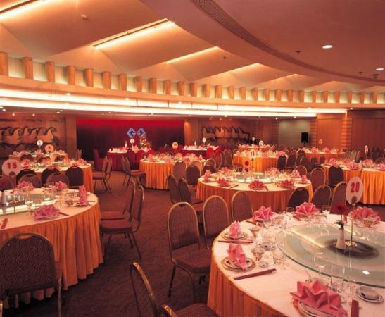 Gloria Grand Hotel Nanchang : Restaurant