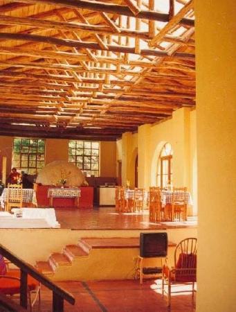 Nustayoc Lodge : Restaurant