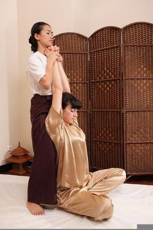 Gintama Hotel: Massage