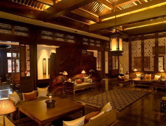 Aman Summer Palace: Lobby