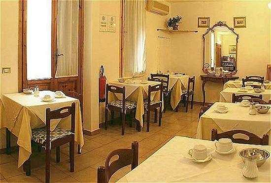 Hotel Spagna: Restaurant