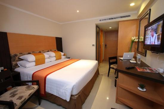 Citin Pratunam Hotel by Compass Hospitality: Superior King