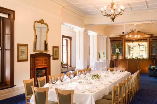 Ryan\'s Private Dining Room - Picture of Treasury Hotel & Casino ...