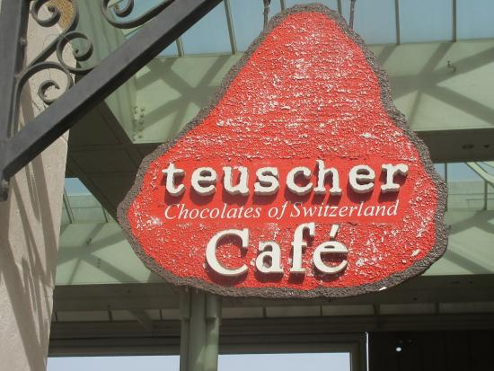 Photo of Restaurant Teuscher Cafe at 151 Stanford Shopping Ctr, Palo Alto, CA 94304, United States