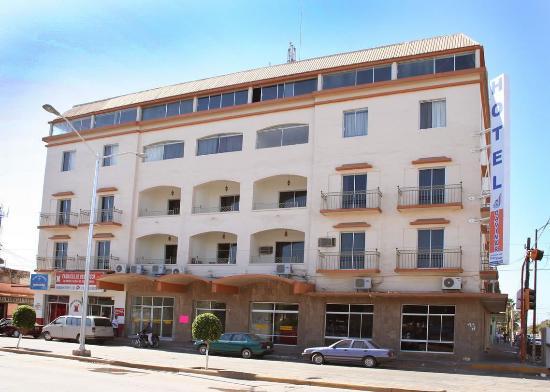 Hotel Davimar: Exterior View