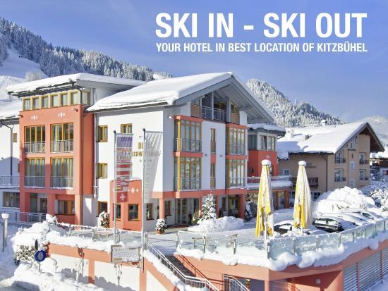 Hotel Schweizerhof Kitzbuehel, Sport- & Beautyhotel: Hotel Schweizerhof