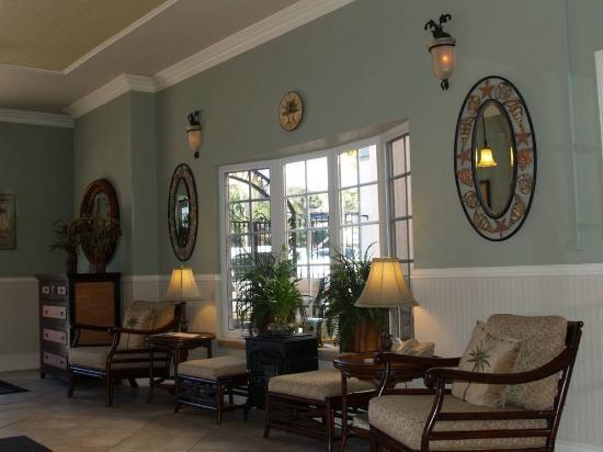 Capitola Hotel: Lobby