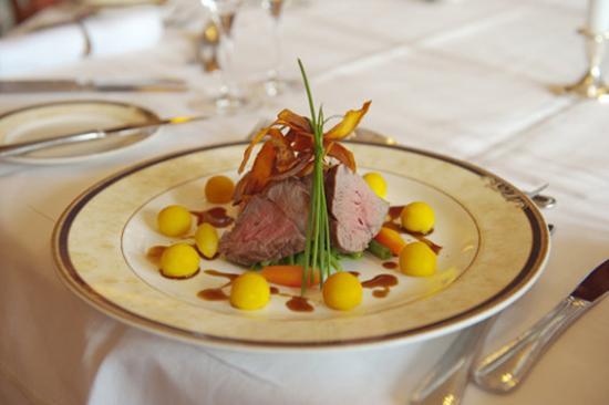 Garvock House Hotel : Dinner