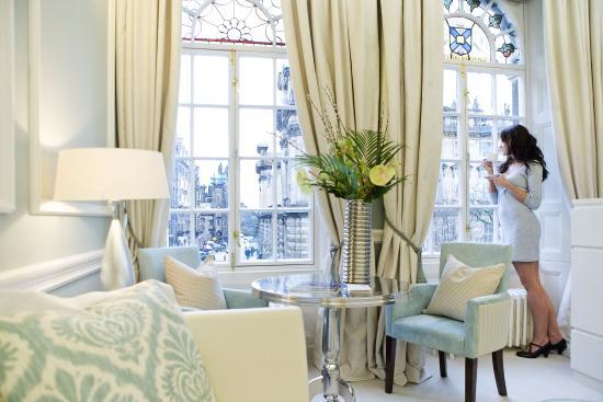 Fraser Suites Edinburgh: Princes Suite FSEdinburgh