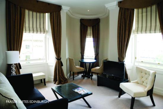 Fraser Suites Edinburgh: FSEdinburgh Living