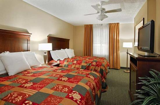 Homewood Suites Tampa Airport - Westshore: Guest Room