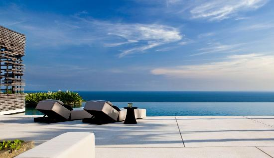 Alila Villas Uluwatu: Pool View