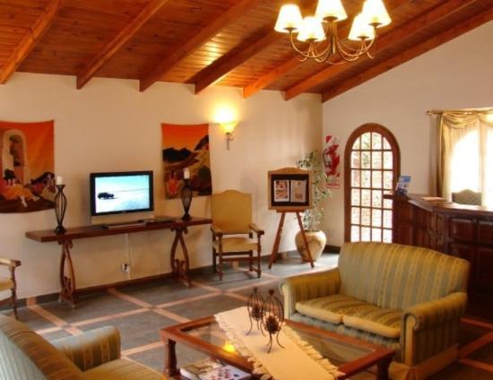Apart Hotel Libertador: Public Area