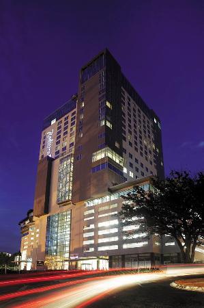 래디슨 블루 호텔 샌톤, 요하네스버그