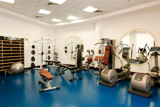 Retaj Al Rayyan Hotel: Fitness Center
