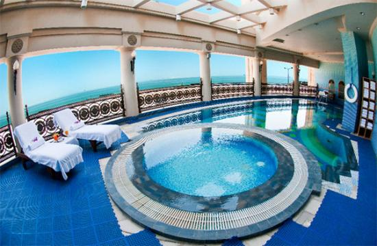 Retaj Al Rayyan Hotel : Pool