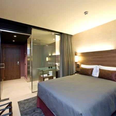 Rafaelhoteles Badalona: Double Room