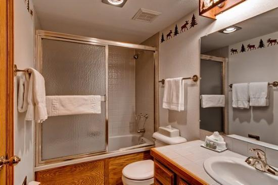 Torian Plum Condominiums: Guestroom Bathroom