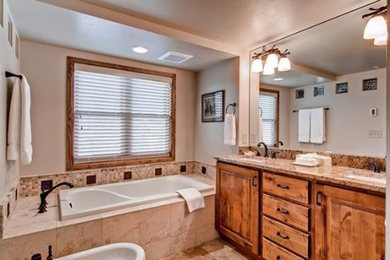 Torian Plum Condominiums: 3 BD Bathroom