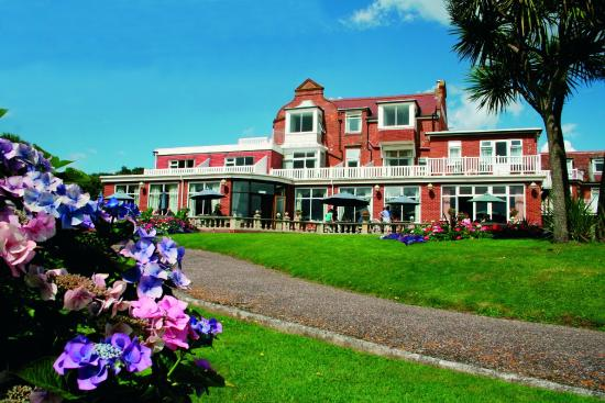 Sidmouth Harbour Hotel - The Westcliff: Welcome to the Westcliff Hotel